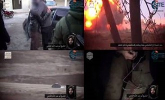JFS Video Shows Suicide Bombing Killing 15 in Beit Jenn, Western Ghouta