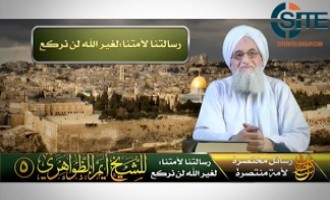 "Zawahiri Rejects IS Accusations, Restates AQ Mission, Calls Attacks on U.S. ""Top Priority"""