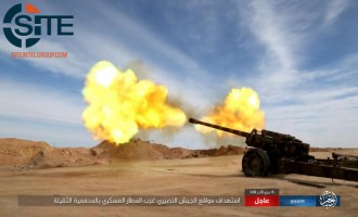 IS Reports Fighters Advancing on Deir al-Zour Airbase, Capturing Nearby Positions