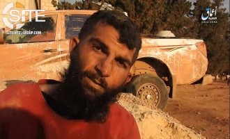 'Amaq Reports IS Capturing 6th Syrian Soldier in Idlib, Releases Video of POW