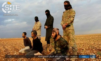 IS Begins Executing POWs in Idlib, Publishes Photos of Beheading 3 Captives
