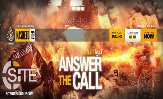 IS Releases English Video Chant Inciting Lone Wolves to Kill, Promoting Inspired Attackers