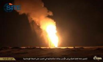 IS' Sinai Province Bombs Pipeline to Jordan, Clashes with Egyptian Soldiers
