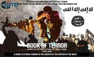 "British Jihadist Compiles ""Book of Terror"" for Aspiring Lone Wolves in the West"