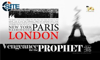 AQAP Publishes Designs Promoting its Claim for Charlie Hebdo Attack