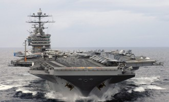 Jihadist Suggests IS Fighters in Libya Strike the French Aircraft Carrier Charles de Gaulle