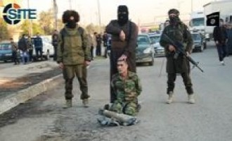 IS Beheads Peshmerga Element in Video, Threatens U.S., France, Belgium