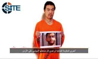 Japanese Hostage Kenji Goto Jogo Gives Final Message, Says He and the Captive Jordanian Pilot Will be Killed in 24 Hours