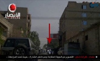 Ansar al-Islam Releases Video of Bombing Iraqi Federal Police in Baghdad