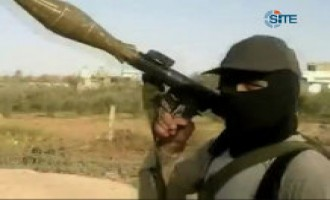 Militants in North Sinai Show Training in Video