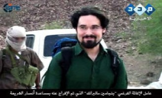 Madad Reports on AQAP Helping Release Kidnapped French Aid Worker