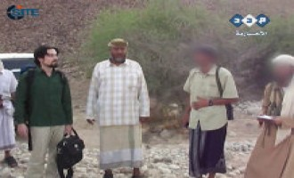 Madad Video Shows Release of French Aid Worker in Yemen