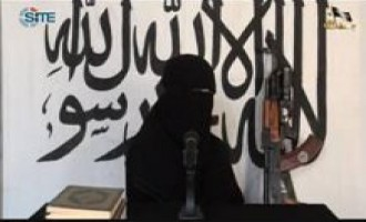 IMU Video Focuses on Female Suicide Bomber Ummu Usman