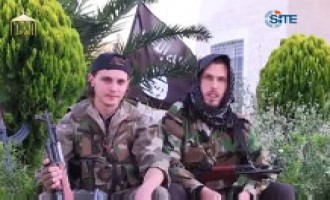 ISIL Video Shows French Fighter Calling for Participation in Syrian Jihad