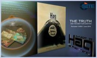 "Jihadists Launch Pro-IS English Magazine ""The Truth and the Best Explanation"""