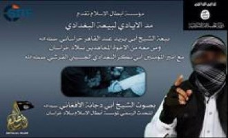 Alleged TTP Faction Official and Abtalul Islam Media Pledge to IS
