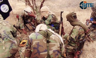 IS Fighters and Supporters Celebrate Reports of Possible Pledge from Shabaab