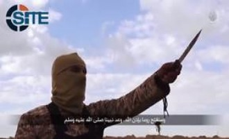 IS Fighter in Libya Claims Fighters will Enter Italy by Boat, Warns of Coming Attack on Westerners