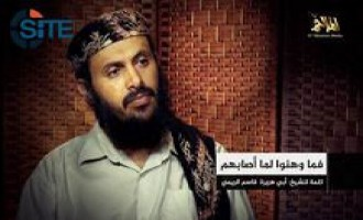 New AQAP Leader Eulogizes Wuhayshi, Calls for Attacks on U.S. in Speech