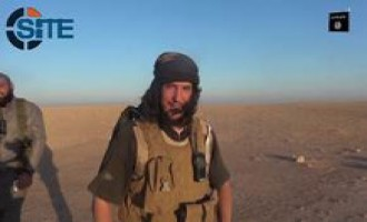 IS Video Shows Suicide Bombing by French Fighter with VBIED in Anbar