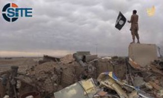 IS Video Shows Raid and Three Suicide Bombings to Capture Bridge and HQ in al-Fallujah