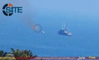 IS' Sinai Province Claims Destroying Egyptian Frigate in Mediterranean