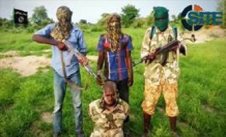 IS' West Africa Province Releases Video of Attack on Nigerian Security Forces, Beheading Soldier