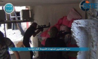 Nusra Front Attacks Syrian Regime Forces in Yarmouk Camp, Damascus