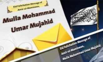 Eid Message Attributed to Mullah Omar Justifies Negotiations, Fails to Directly Address IS Challenge