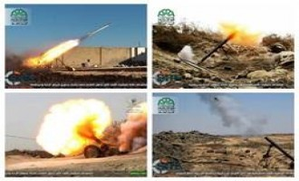 Ahrar al-Sham Claims Attacking Russian Military Airbase in Hama, Clashes With Regime Forces