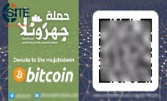 Telegram Channel Solicits Bitcoin Donations for Jihadi Groups in Palestine