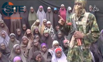 """Boko Haram"" Releases Video of Chibok Schoolgirls, Alleges Some Killed in Airstrikes"