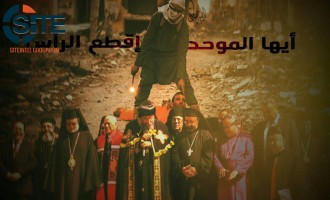 Pro-IS Group Publishes Posters Inciting Egyptian Muslims to Kill Christians