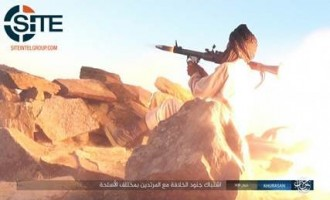 IS' Khorasan Provinces Publishes Photos of Attack on Afghan Taliban Near Tora Bora