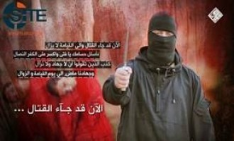 "IS Supporter Calls to ""Slaughter"" Telegram Administrators"