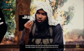 Kenyan Shabaab Official Threatens Security Forces, Proponents of Democracy in Video Lecture
