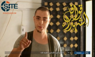 "IS Identifies German as ""Martyr"" in ar-Raqqah"