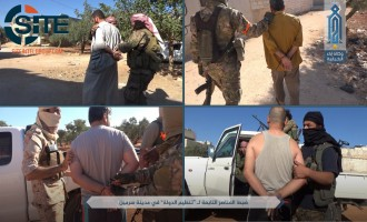 HTS Reports Additional Arrests of IS Officials in Idlib, Pro-IS Group Says Captured are al-Qaeda Elements who Refused Pledging to HTS
