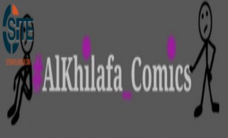 "IS Supporter Introduces ""Al-Khilafa Comics,"" Mocks Preachers who Reject Group"