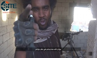 IS Video Shows Over 15 Foreign Fighters, Including English-Speaking Somali, Engaged in Battles in Raqqah