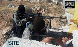 Jihadi Shares Images of Albanians and Kosovar Fighting in Syria