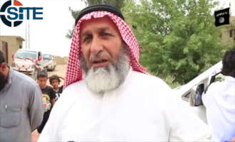 IS Video Shows Civilians in Syrian Town Thanking IS, Stating Support of Group