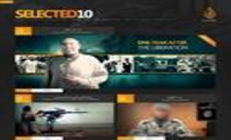 IS' al-Hayat Media Center Promotes Fourth Series of Top 10 Videos from IS Provincial Divisions