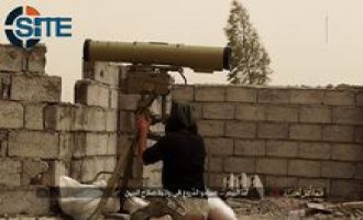 IS Releases Video on Fighting Iraqi Advance on Beiji, Using TOW Rockets Captured from Enemy