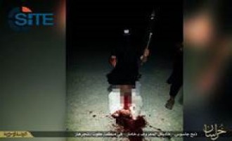 IS' Khorasan Province Beheads Spy in Nangarhar