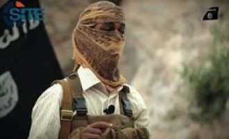 IS Fighters in Sana'a Applaud IS' One Year Accomplishments in Video