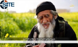 IS Video Shows Interview with Elderly Turkistani Fighter Explaining Life in China