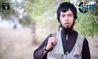 Tajik IS Suicide Bomber Calls Countrymen to Join IS in Posthumous Video