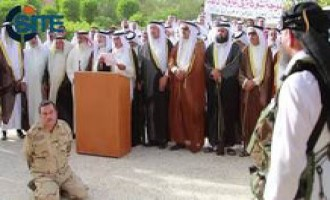 Tribal Council for al-Fallujah and al-Karma Expresses Support for IS in Video