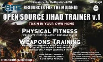 "British Jihadist Redistributes ""Book of Terror,"" Publishes Additional Material for Lone Wolves in the West"
